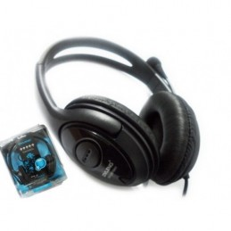 CASQUE MICROPHONE OVLENG